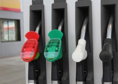 Distintos Combustibles La Peregrina