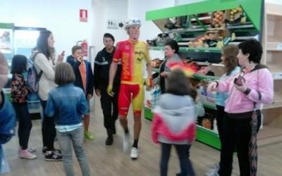 La Peregrina y el mundial de ciclismo en Ponferrada